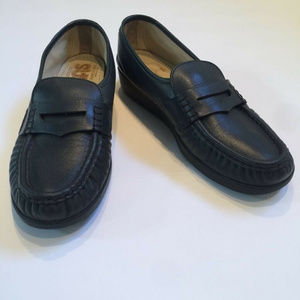 Sas Womens Comfort Classic Loafer Shoes Size 8.5